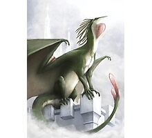 Guard of the East Tower Photographic Print