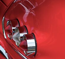 1958 Chevy Tail Light by chuckbruton