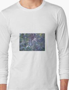 Spiders at Bullock Hills Dumbleyung Long Sleeve T-Shirt