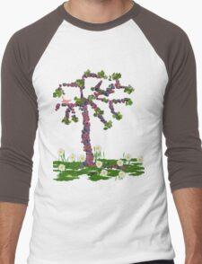The fruit tree... Men's Baseball ¾ T-Shirt