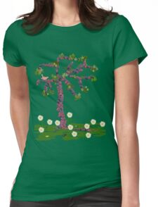 The fruit tree... Womens Fitted T-Shirt