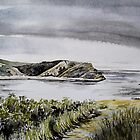 Lulworth Cove by Emma Tiley