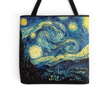 Vincent Van Gogh - Starry night  Tote Bag