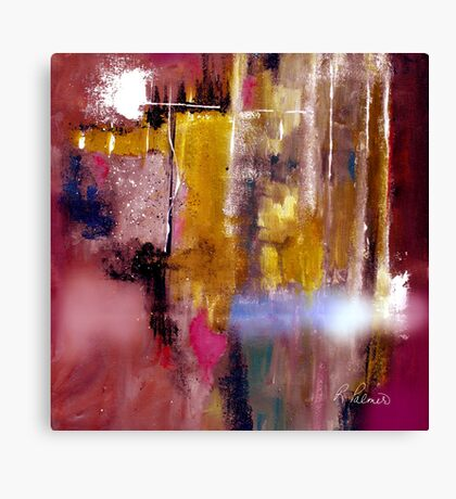 Moving Light Canvas Print