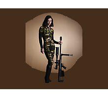American Gun Show Photographic Print