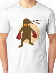Ninja by Chillee Wilson Unisex T-Shirt