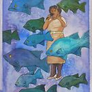 Susan Sings to the Fishes by Kay Hale