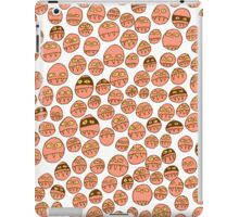 Germs & Bandits iPad Case/Skin