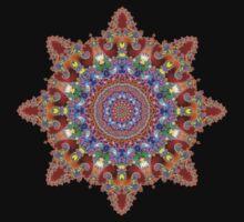 'Filigree Star' by Scott Bricker