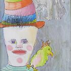 Thomas Wanted to Wear a Hat and a Parrot by Kay Hale