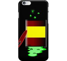 Toxic 2 by Chillee Wilson iPhone Case/Skin