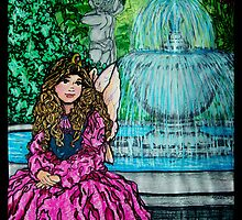 Fountain by nicole swanbeck