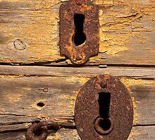 Curious About Key Holes by Elisabeth van Eyken