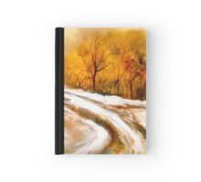 The First Thaw Hardcover Journal