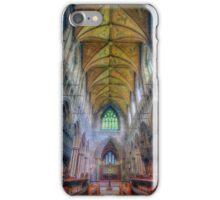 Shining Faith iPhone Case/Skin