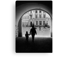 OnePhotoPerDay series: 091 by L. Canvas Print