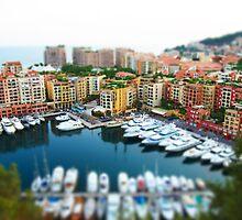 Monaco Miniature by Moetran