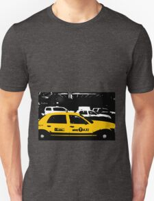 Taxi to the Big Apple anyone? T-Shirt