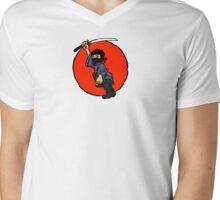 Ninja Assassin Mens V-Neck T-Shirt