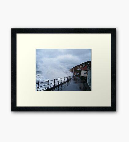 Surfs UP ! ! ! Framed Print