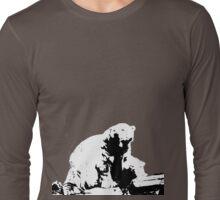 (Polar) Bear with me Long Sleeve T-Shirt