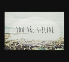 You Are Special One Piece - Long Sleeve