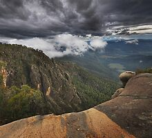Gorge View by Peter Hammer