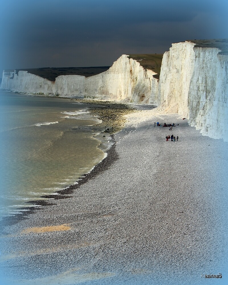 England's Seven Sisters by karina5