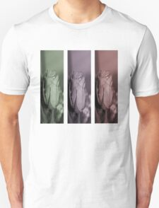 Roses of Color: The T-Shirt Unisex T-Shirt