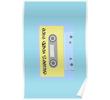 Chillee's Mixed Tape 1 by Chillee Wilson Poster