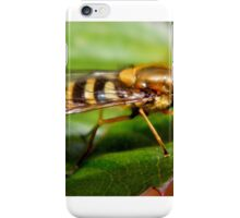 Hoverfly 2 iPhone Case/Skin