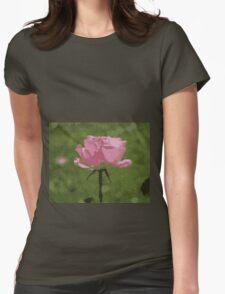 Tea Rose in Tapestry T-Shirt