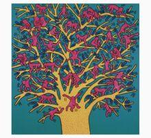 Keith Haring - Colorful tree T-Shirt