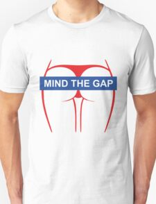 Mind the woman gap T-Shirt