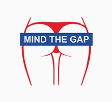 Mind the woman gap Unisex T-Shirt