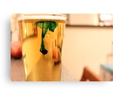 St. Patrick's Beer Canvas Print