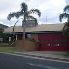 Narooma 398 Fire Station by roybob
