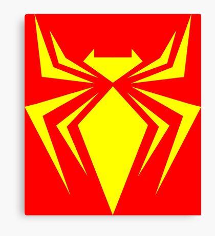Iron Spider Canvas Print