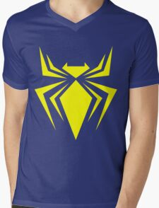 Iron Spider Mens V-Neck T-Shirt
