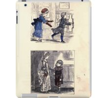 The Little Folks Painting book by George Weatherly and Kate Greenaway 0105 iPad Case/Skin