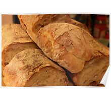 Tuscan Baguettes  Poster