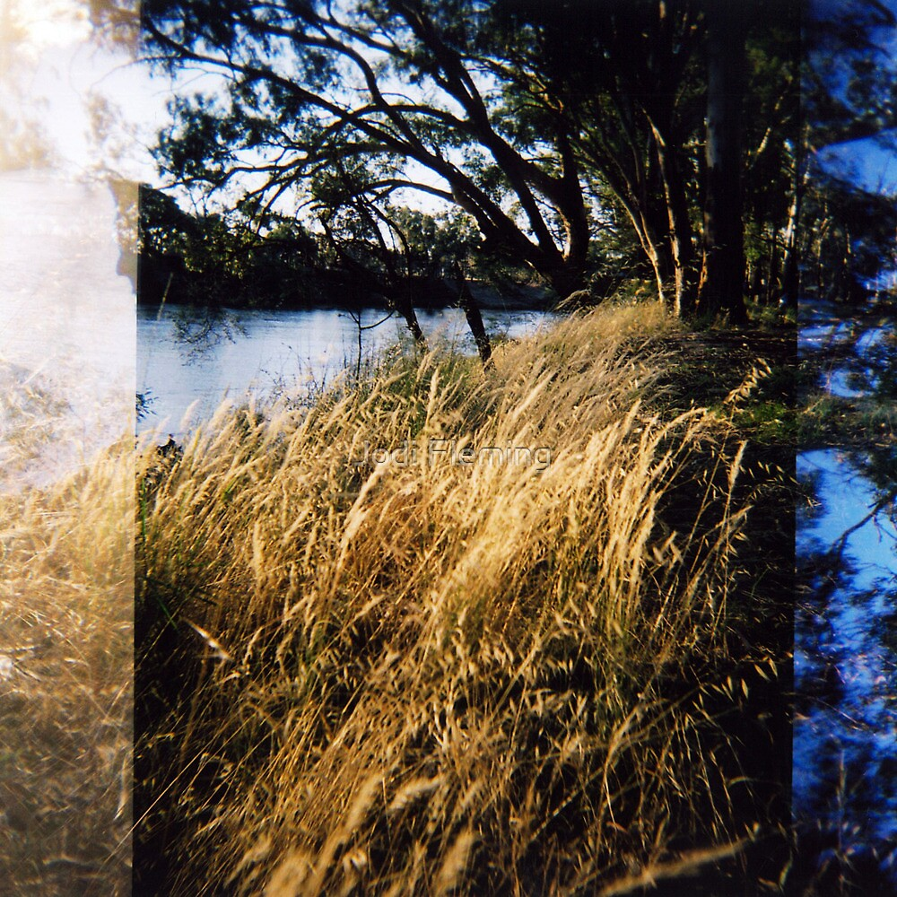 Camping is you in nature by Jodi Fleming