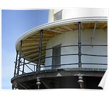 Spring Point Lighthouse Poster