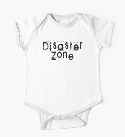 Disaster Zone by Chillee Wilson One Piece - Short Sleeve