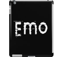 Emo by Chillee Wilson iPad Case/Skin