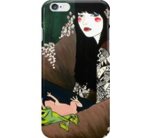 I Am An Endangered Species iPhone Case/Skin