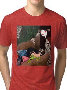 I Am An Endangered Species Tri-blend T-Shirt
