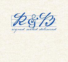 R & B signed sealed delivered Hoodie