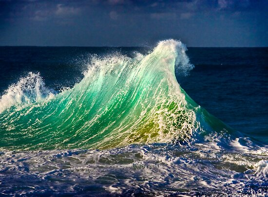 Backwash 2 by Julienne  Bowser