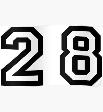 Twenty Eight Poster